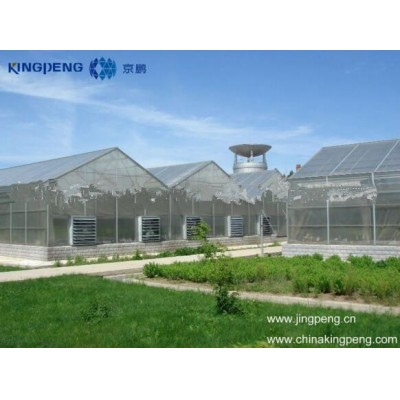 Polycarbonate Sheet Greenhouse (ISO9001:2000)